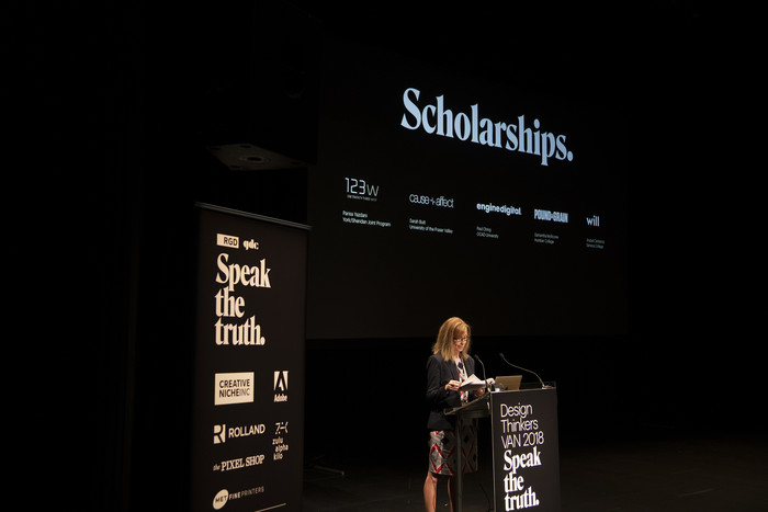 Emerging Designers are invited to apply for Scholarships to