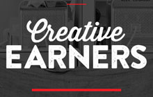 2014 Creative Earners
