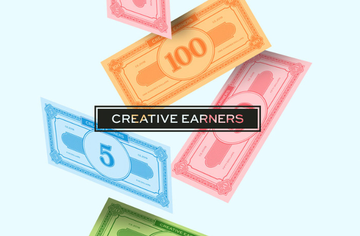 RGD Creative Earners Salary Survey