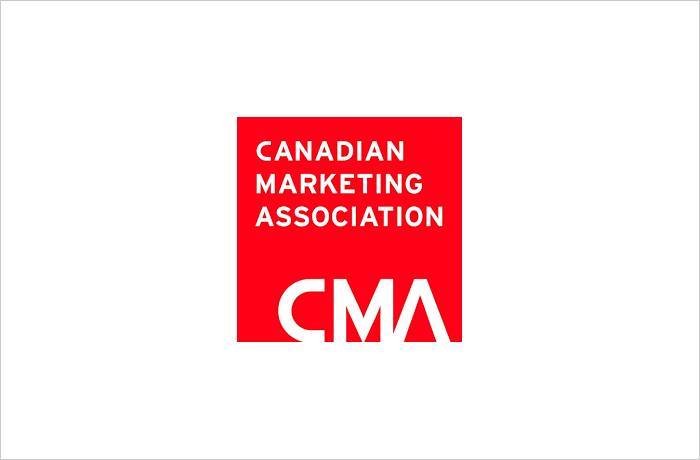 Canadian Marketing Association logo on a white background