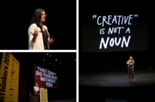 Speakers at DesignThinkers VAN 2019
