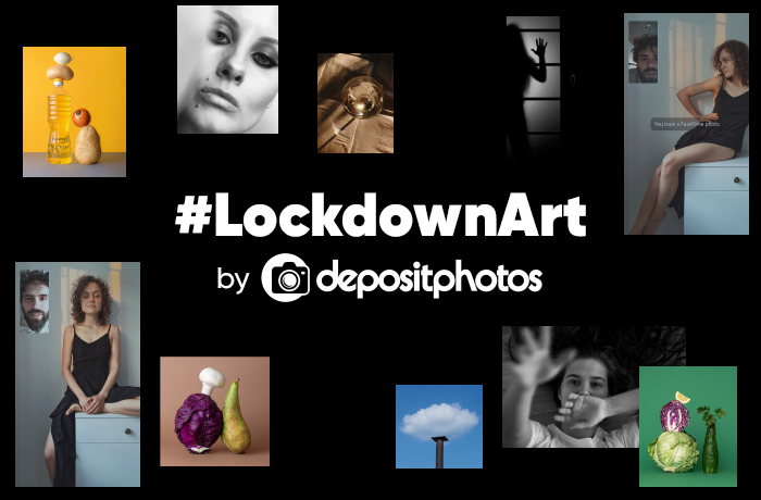 Lockdown Art campaign promotional image