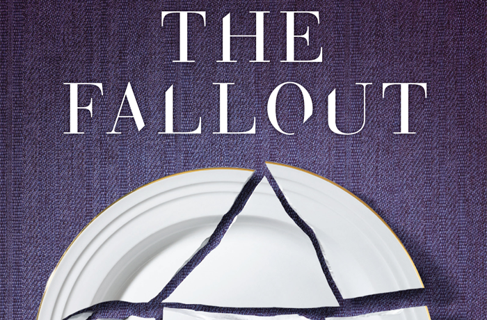 Harlequin Enterprises - \'The Fallout\' Book Cover