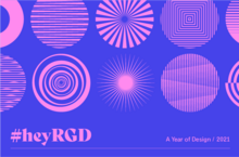#heyRGD. A Year of Design: 2021