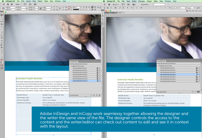 Case Study Adobe Incopy Helps Maximize Efficiency For In House