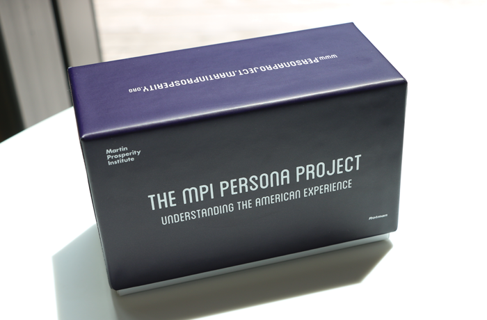 The Martin Prosperity Institute (MPI) - Persona Project
