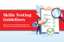 Promotional image for the RGD\'s Skills Testing Guidelines