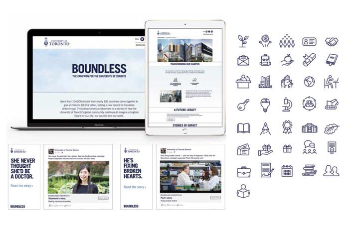 University Of Toronto Boundless Campaign Transition Rgd