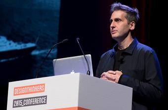 Chris Dixon speaking at DesignThinkers 2015