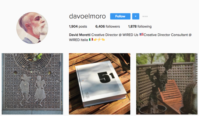 Resource List: Instagram Accounts for magazine layout inspiration   RGD