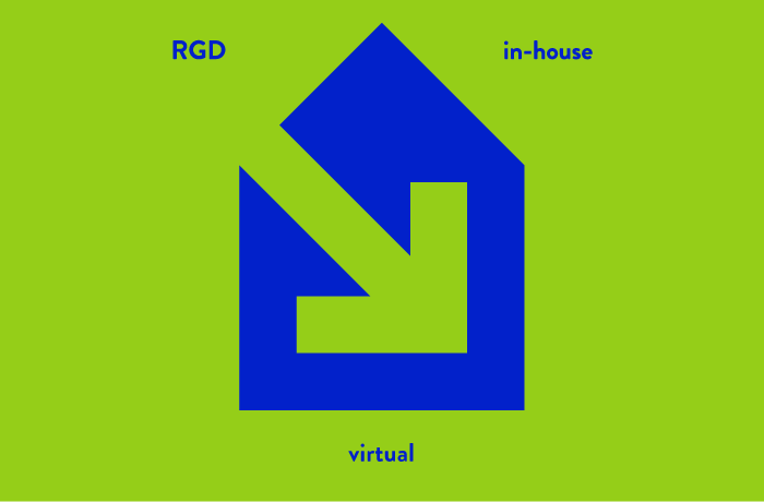 RGD. In-House. Virtual.