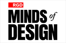 RGD - Minds of Design Podcast Logo